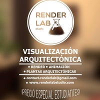 Photo taken at Render Lab studio by Cristina E. on 9/19/2014