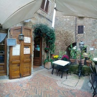 Photo taken at Trattoria Latte di Luna by Marco N. on 11/2/2013