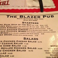 Photo taken at The Blazer Pub by Jessica on 7/13/2013