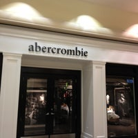 Photo taken at Abercrombie & Fitch by Antonio D. on 11/25/2012