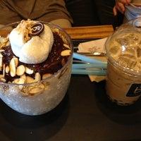 Photo taken at Caffé bene by suehong j. on 5/11/2013