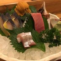 Photo taken at Sasano Sushi House by Mingrui Y. on 10/18/2016