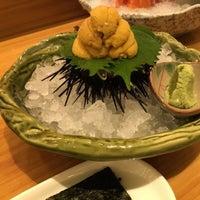 Photo taken at Sasano Sushi House by Mingrui Y. on 8/14/2016