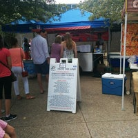 Photo taken at Crepes at the Market by Teddie V. on 7/26/2014