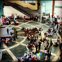Photo taken at Nanyang Polytechnic (NYP) by Fauzi A. on 12/1/2012