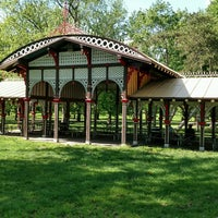 Photo taken at Tower Grove Park Sons of Rest Pavilion by Balisong B. on 5/5/2017