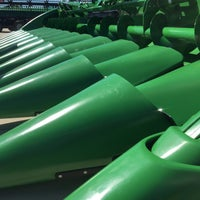 Photo taken at John Deere Tractor & Engine Museum by leigh ann c. on 8/24/2015