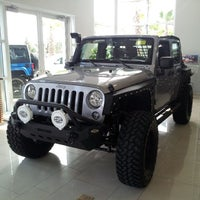 Photo Taken At Fields Chrysler, Jeep, And Dodge By Nigel A. On 11 ...