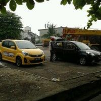 Photo taken at Macha (Ane) Carwash by zetty a. on 9/27/2013
