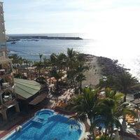 Photo taken at Hotel Dorado Beach by Yuri S. on 12/15/2012