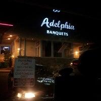 Photo taken at Adelphia Restaurant by Arthur H. on 9/29/2012