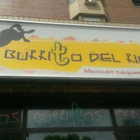 Photo taken at Burrito Del Rio Taqueria by Tasha R. on 6/13/2015