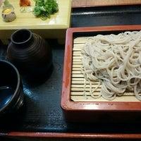 Photo taken at 麺坊 蕎麦博 by Masashi S. on 4/15/2015