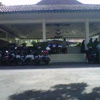 Photo taken at Rumah Dinas Walikota Yogyakarta by birgita s. on 5/19/2014