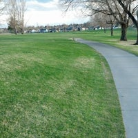 Photo taken at Lake Hills Golf Course by Josh S. on 5/1/2013