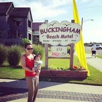 Photo taken at The Buckingham Motel by JunRaymond S. on 8/25/2013