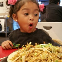 """Photo taken at Paik""""s Noodle by JunRaymond S. on 4/30/2016"""