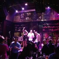 Photo taken at Brickell Irish Pub by Jake G. on 1/1/2013
