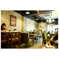 Photo taken at Café Kivhan Coffee® by Clarence F. on 7/9/2013