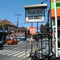 Photo taken at Pasar Umum Sukawati by ilham a. on 8/16/2013