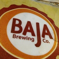 Foto tomada en Baja Brewing Co.  por ashley a. el 1/8/2013