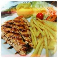 Photo taken at Steak&Salad Restaurant by Steak&Salad R. on 8/2/2013