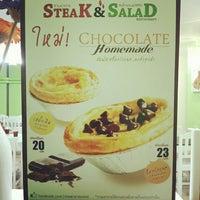 Photo taken at Steak&Salad Restaurant by Steak&Salad R. on 7/28/2013