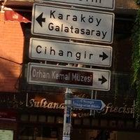 7/25/2013 tarihinde Cihan K.ziyaretçi tarafından Cihangir Kahvehanesi'de çekilen fotoğraf