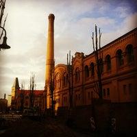 Das Foto wurde bei Kulturbrauerei von Fabio J. am 12/27/2012 aufgenommen