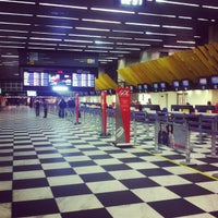 Photo taken at Sao Paulo Airport / Congonhas (CGH) by Fabio J. on 7/2/2013