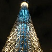 Photo taken at Tokyo Skytree by Makoto I. on 5/2/2013