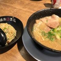 Photo taken at 河童ラーメン本舗 寝屋川店 by ume on 2/10/2017