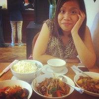 Снимок сделан в Lucky Restaurant пользователем Nadia D. 9/20/2014