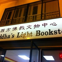 Photo taken at Buddha's Light by Alison L. on 12/7/2012
