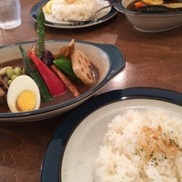 Photo taken at BAR CAFE SOUPCURRY ZORA by Mayumi O. on 5/25/2018