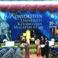Photo taken at Universiti Kebangsaan Malaysia (UKM) by Maslina I. on 10/21/2012
