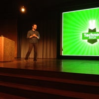 Photo taken at Technori Pitch by Jonathan P. on 11/28/2012