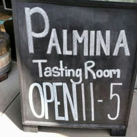Photo taken at Palmina Wines Tasting Room by Tati on 4/30/2016
