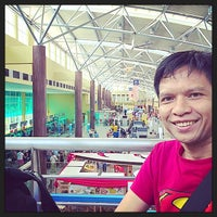 Photo taken at Pejabat Imigresen Lapangan Terbang Antarabangsa Langkawi by Muhi C. on 2/17/2015