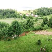 Photo taken at Mokro by Vladimir N. on 6/21/2014