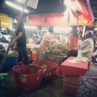 Photo taken at Mueang Mai Market by Chitpol P. on 6/27/2013