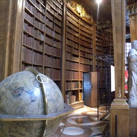 Das Foto wurde bei Prunksaal der Nationalbibliothek von Alfred D. am 7/2/2013 aufgenommen