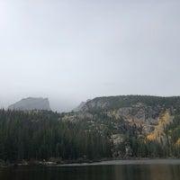 Photo taken at Bear Lake by Jennifer N. on 10/2/2018