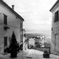 Photo taken at Ostra Vetere by Stefano on 2/23/2014