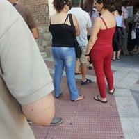 Photo taken at Oficina de empleo de la comunidad de Madrid by Mercedes G. on 7/5/2013