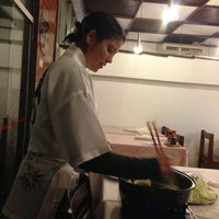 Photo taken at Kamiya Sushi & Sukiyaki by Jair Araújo on 7/24/2013