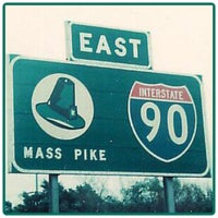 Photo taken at Mass. Pike by Sharon K. on 7/30/2016