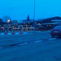 Photo taken at Autobusová stanica Nitra by Matúš B. on 3/15/2013