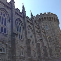 Photo taken at Dublin Castle by Илья К. on 7/20/2013