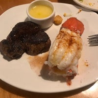 Photo taken at Outback Steakhouse by Victor T. on 4/6/2018